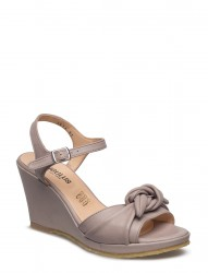 Sandals - Wedge -Open Toe -Closed Counter