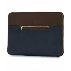 Sandqvist Dennis Cordura Eco Made Laptop Case Navy