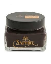 Saphir Medaille d'Or Cordovan Creame 75 ml Dark Brown men One size Brun