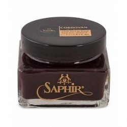 Saphir Medaille d'Or Cordovan Creme 75 ml Burgundy