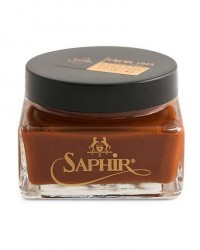Saphir Medaille d'Or Creme Pommadier 1925 75 ml Cognac men One size Brun