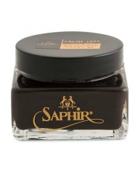Saphir Medaille d'Or Creme Pommadier 1925 75 ml Dark Brown men One size Brun