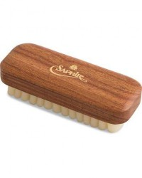 Saphir Medaille d'Or Crepe Suede Shoe Cleaning Brush Exotic Wood men One size Brun,Hvid