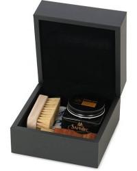 Saphir Medaille d'Or Gift Box Creme Pommadier Black & Brush men One size Sort