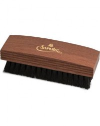 Saphir Medaille d'Or Gloss Cleaning Brush Large Black men One size Sort