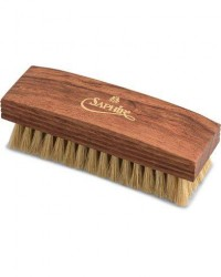 Saphir Medaille d'Or Gloss/Cleaning Brush Large White men One size Hvid