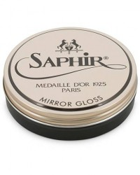 Saphir Medaille d'Or Mirror Gloss 75 ml Dark Brown men One size Brun