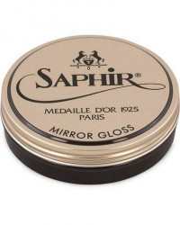 Saphir Medaille d'Or Mirror Gloss 75ml Black men One size Sort