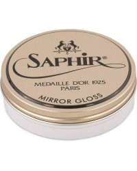 Saphir Medaille d'Or Mirror Gloss 75ml Neutral men One size Transparent