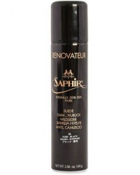 Saphir Medaille d'Or Renovateur Suede 250 ml Spray Black men One size Sort