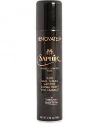 Saphir Medaille d'Or Renovateur Suede 250 ml Spray Dark Brown men One size Brun