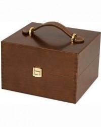 Saphir Medaille d'Or Shoemakers Shoe Polish Box Wood men One size Brun