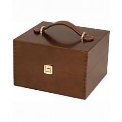 Saphir Medaille d'Or Shoemakers Shoe Polish Box Wood