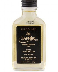 Saphir Medaille d'Or Sole Guard Leather Oil Neutral men One size Transparent