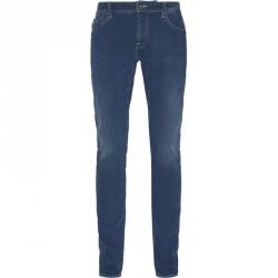 SARTORIA TRAMAROSSA Slim D408 LEONARDO SLIM 24/7 Jeans Denim
