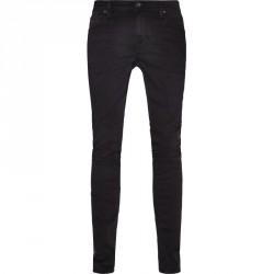 SARTORIA TRAMAROSSA Slim LEONARDO SLIM 24,7 D317 Jeans Black