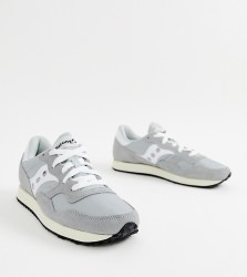 Saucony DXN vintage trainer in grey - Grey