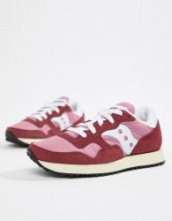 Saucony DXN vintage trainer in pink - Pink