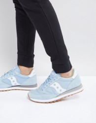Saucony Jazz In Blue UK EXC In Blue S2044-435 - Blue