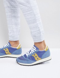 Saucony Jazz Original Trainers In Navy S70368-22 - Navy