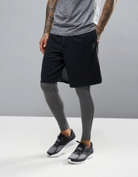 Saucony Running Cityside Shorts In Black SA81309-BK - Black