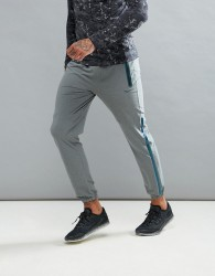 Saucony Running Runlife Woven Jogger In Grey SAM800009-DGH - Grey