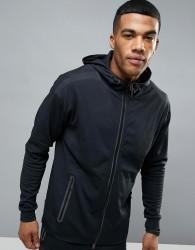 Saucony Running Uptown Hoodie In Black SA81295-BK - Black