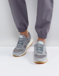 Saucony Shadow 5000 HT Weave Pack Trainers In Grey S70371-1 - Grey
