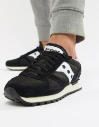 Saucony Shadow Original Trainers In Black S70424-2 - Black