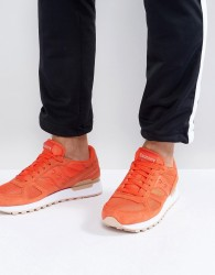 Saucony Shadow Original Trainers In Orange S2108-648 - Orange