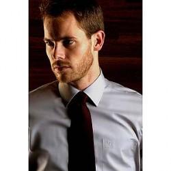 Scandinavian Prestige Skjorte - Stilren grå (1 stk)