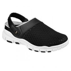 Scholl Jump BS Clogs - Black - Str 39