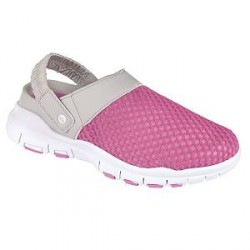 Scholl Jump BS Clogs - Pink - Str 41