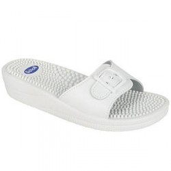 Scholl New Massage Women 1 - White - Str 37