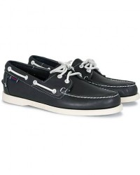 Sebago Docksides Boat Shoe Navy men US10 - EU44 Blå