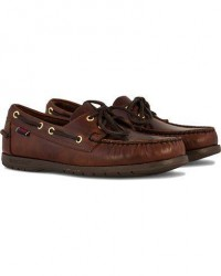 Sebago Endeavor Boat Shoe Brown