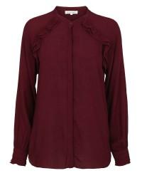 Second Female Lee Shirt (Bordeaux, XLARGE)