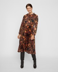Second Female Power LS Maxi kjole