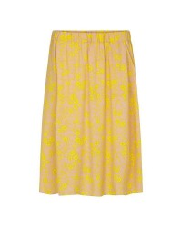 Second Female Suzanna Skirt 51305 (Gul, SMALL)