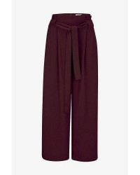 Second Female Yasemin Trousers (Bordeaux, LARGE)