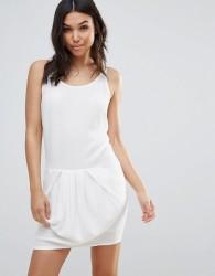 See U Soon Slip Dress - White