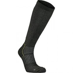 Seger Cross Country Mid Compression - Black - Str 43/45
