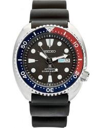 Seiko Prospex Automatic 44mm 200m Diver XL men One size Sort