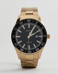 Sekonda Bracelet Watch In Gold Exclusive To ASOS - Gold