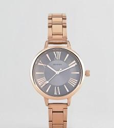 Sekonda Bracelet Watch In Rose Gold Exclusive To ASOS - Gold