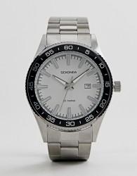 Sekonda Bracelet Watch In Silver Exclusive To ASOS - Silver
