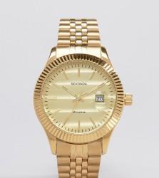 Sekonda Gold Bracelet Watch Exclusive To ASOS - Gold