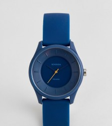 Sekonda Silicone Watch In Navy Exclusive To ASOS - Navy