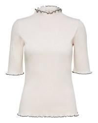 Selected Femme Dina 2/4 Tee Ex (LYS ROSA, XL)