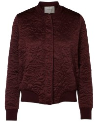 Selected Femme Dora bomber jacket (Bordaux, 42)